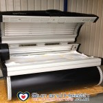 Buy Refurbished Sunquest Zenith Special Edition Sunbed Uk Sun And Health International Ltd
