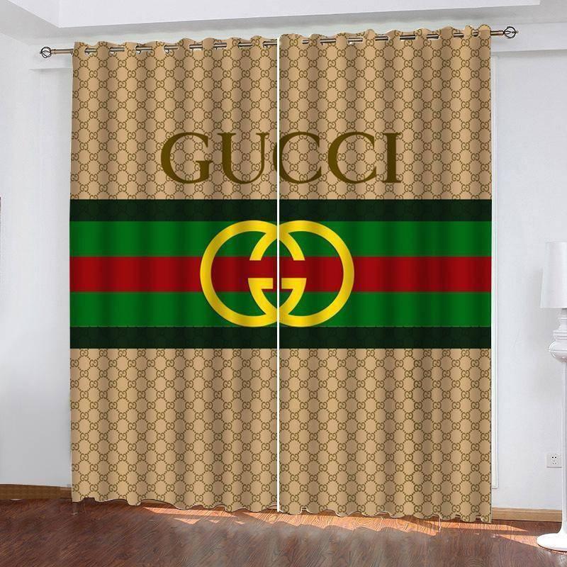 gucci curtain sets
