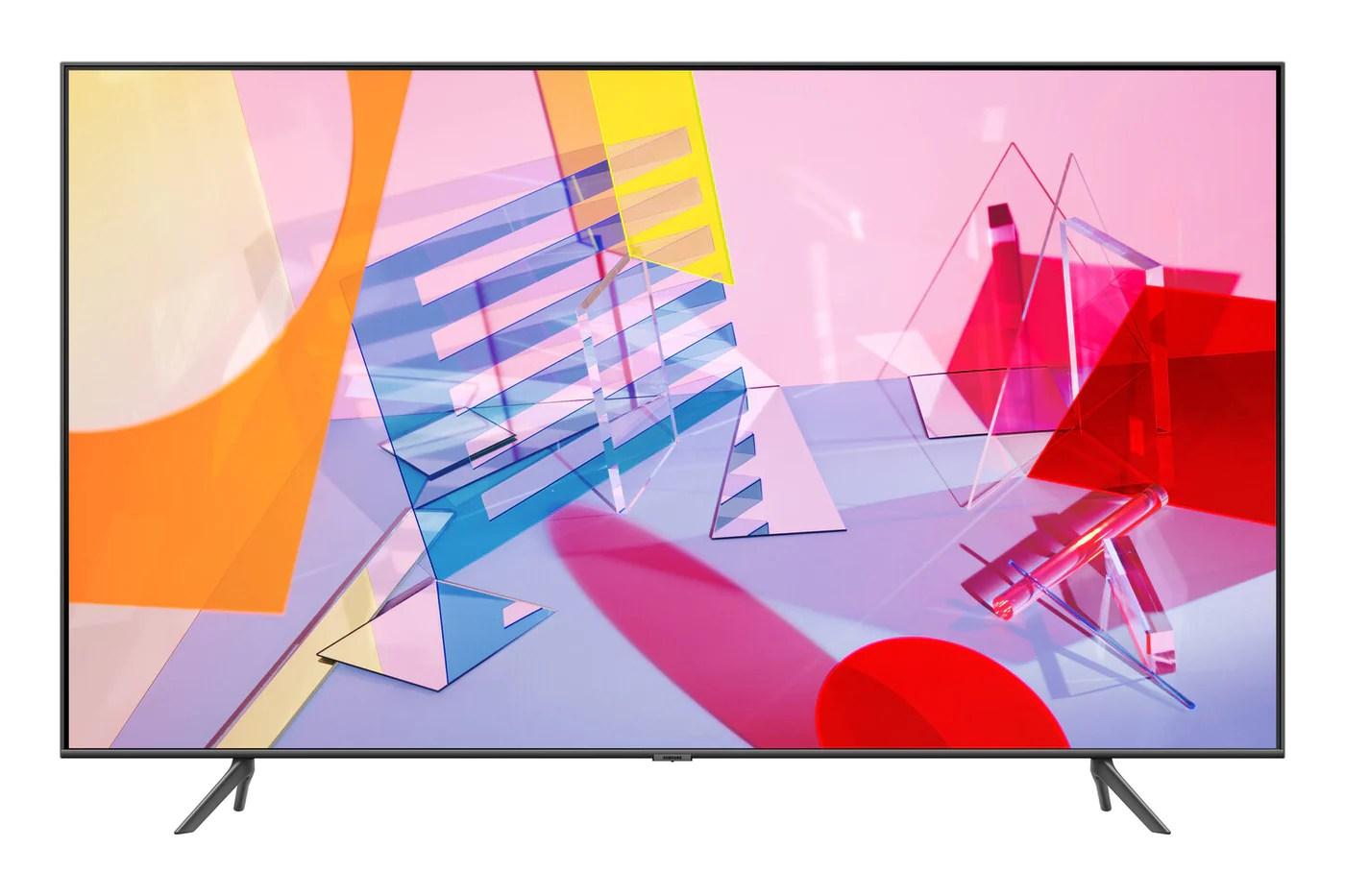 samsung 50 q60t 4k smart qled television qn50q60tafxzc