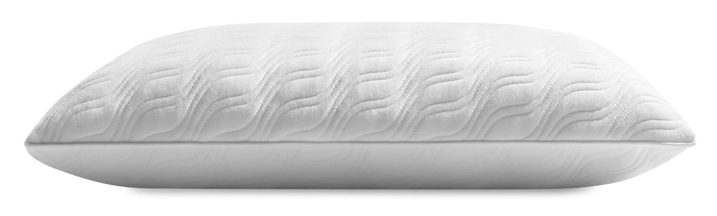 tempur align prolo queen pillow stomach back sleeper