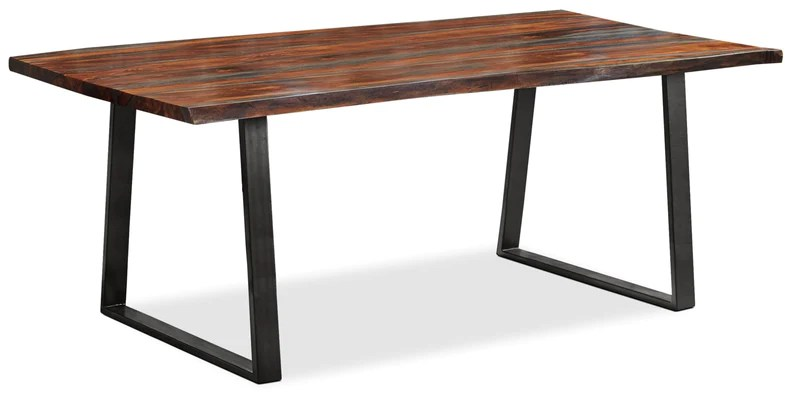 bowery dining table table de salle a manger bowery
