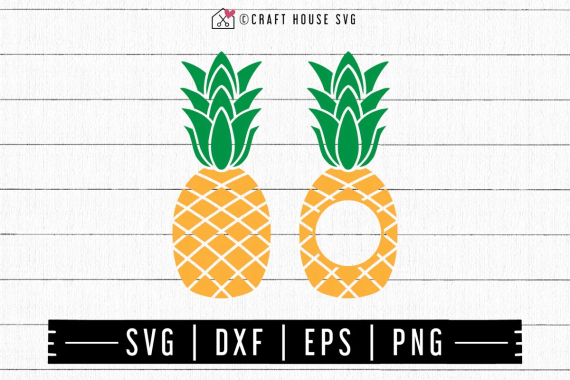 Download FREE Pineapple SVG - Craft House SVG