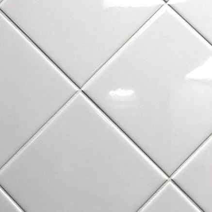 miami white porcelain tile 4x4 bright