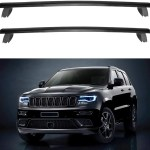 Roof Rack Cross Bars For 2011 2021 Jeep Grand Cherokee Bougerv