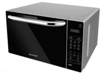 sharp microwave oven with grill r62e0 s