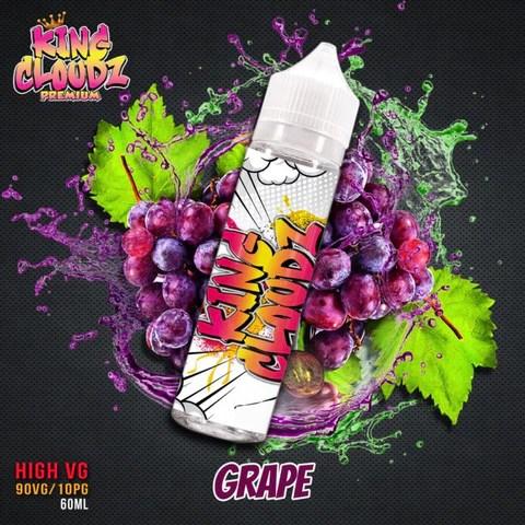 Grape by King Cloudz - 60ml 0mg