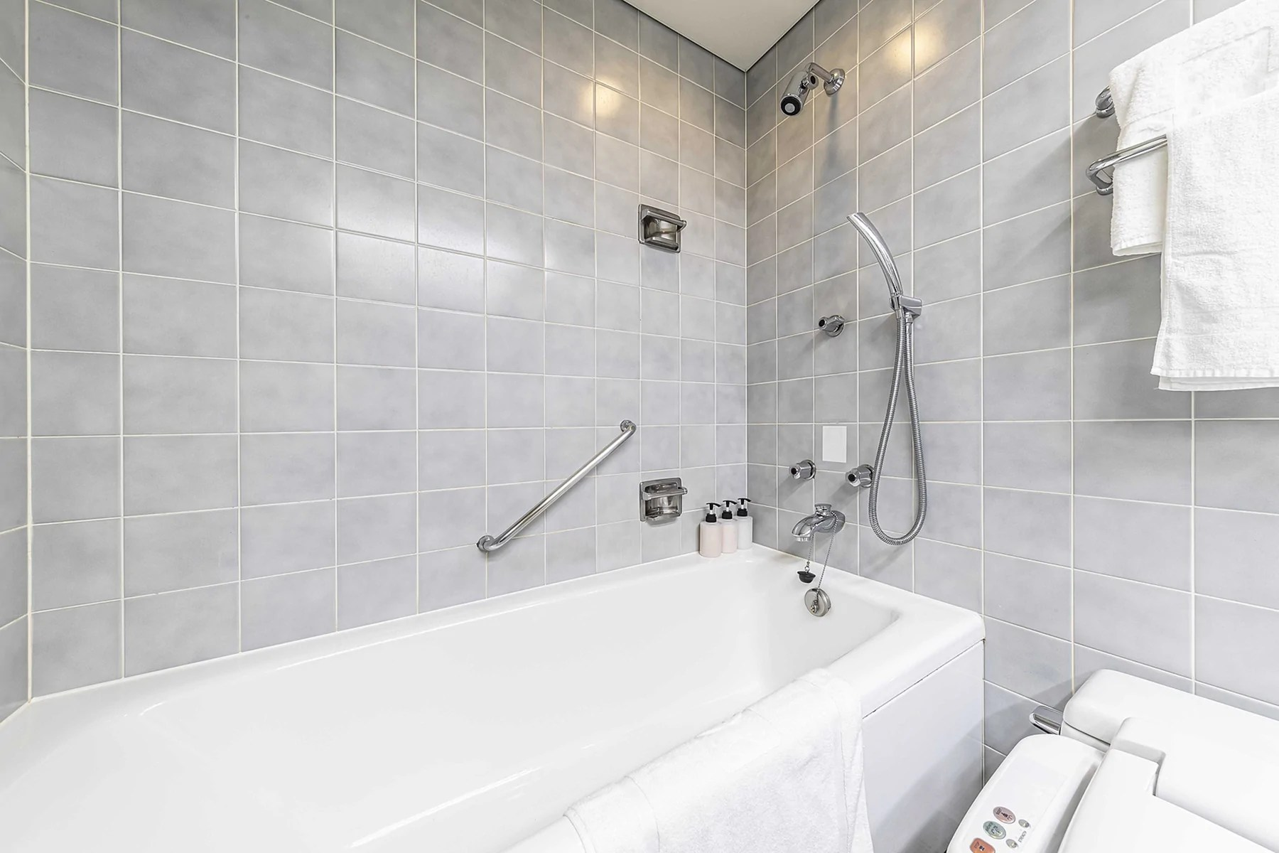 tub shower combos increase waste a lot