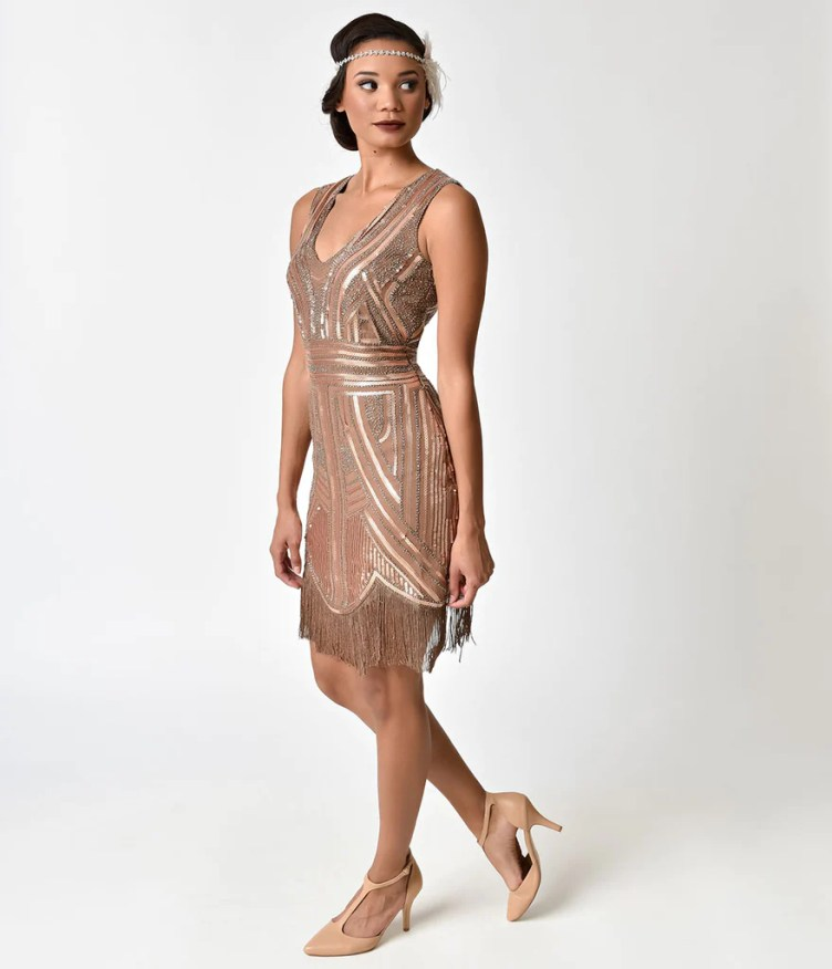 Flapper Dresses - '20s Vintage-Inspired Flapper Dresses ...