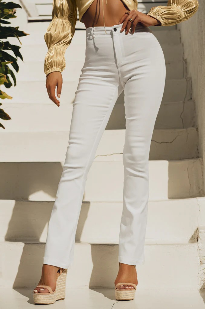 Limited Edition Pant - White 1
