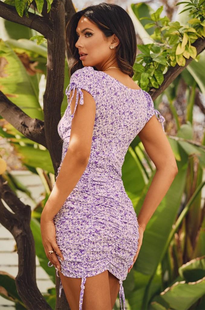 Resort Fling Dress - Floral