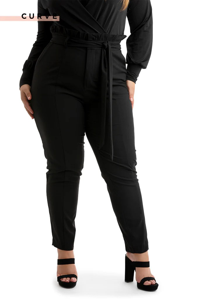 Now And Forever Pant - Black 2