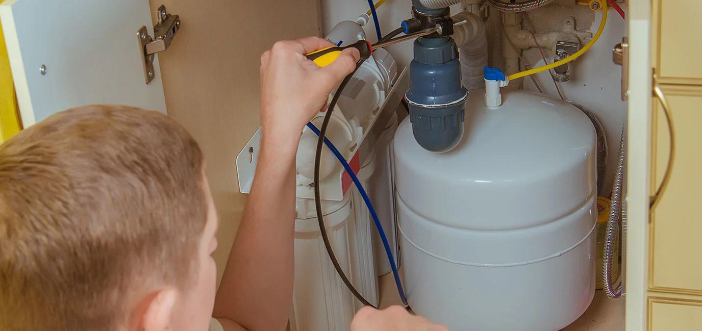 reverse osmosis system fresh water