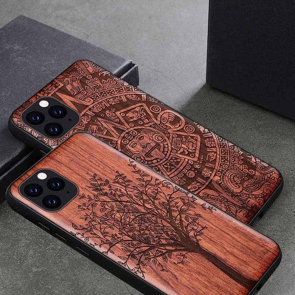 coques en bois pour iphone