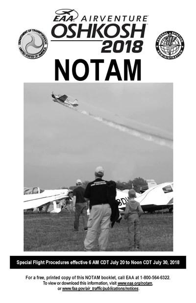 EAA AirVenture 2018 Notam