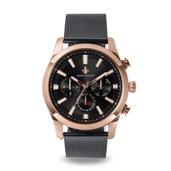 Milan Black Watch