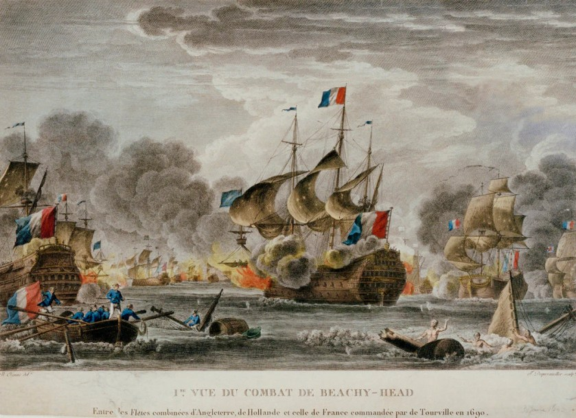 Image result for battle of beachy head