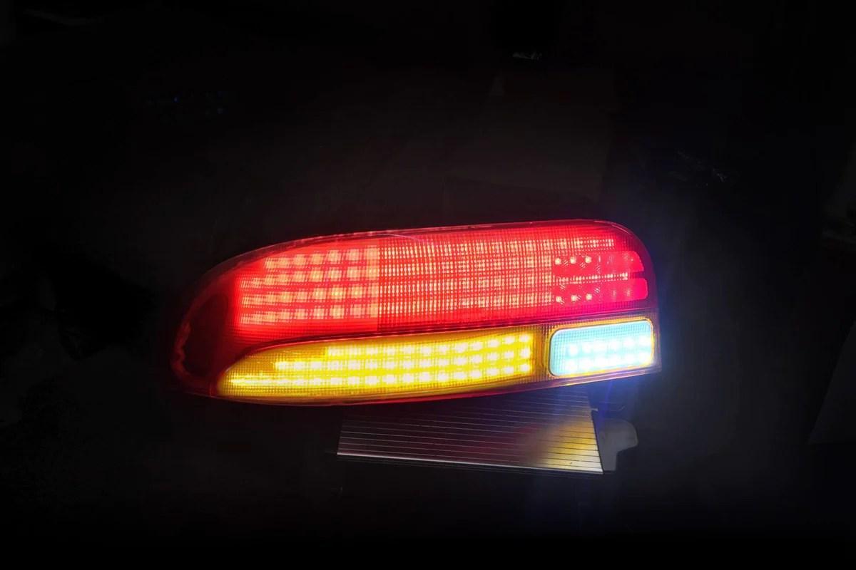 Gc8 Oem Led Tail Lights Illumaesthetic