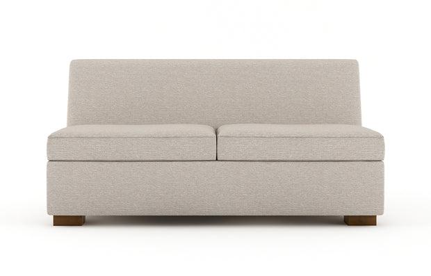 brenem armless sofa bed
