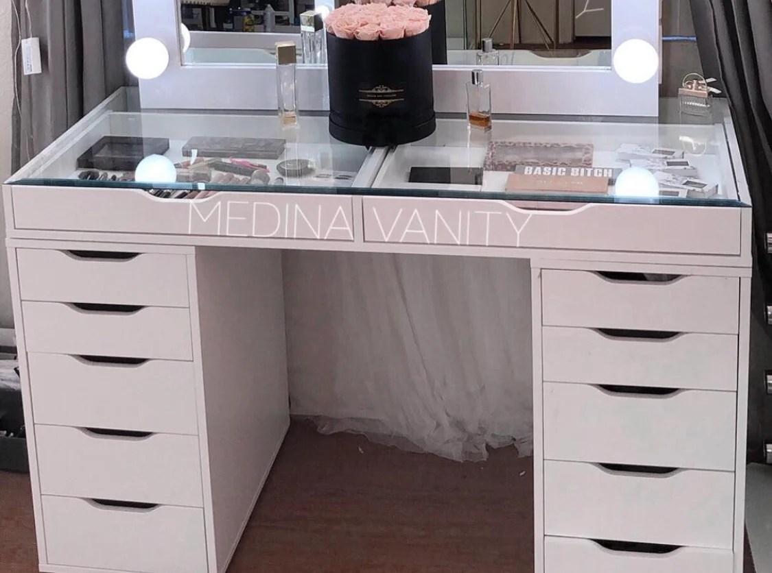 medina vanity