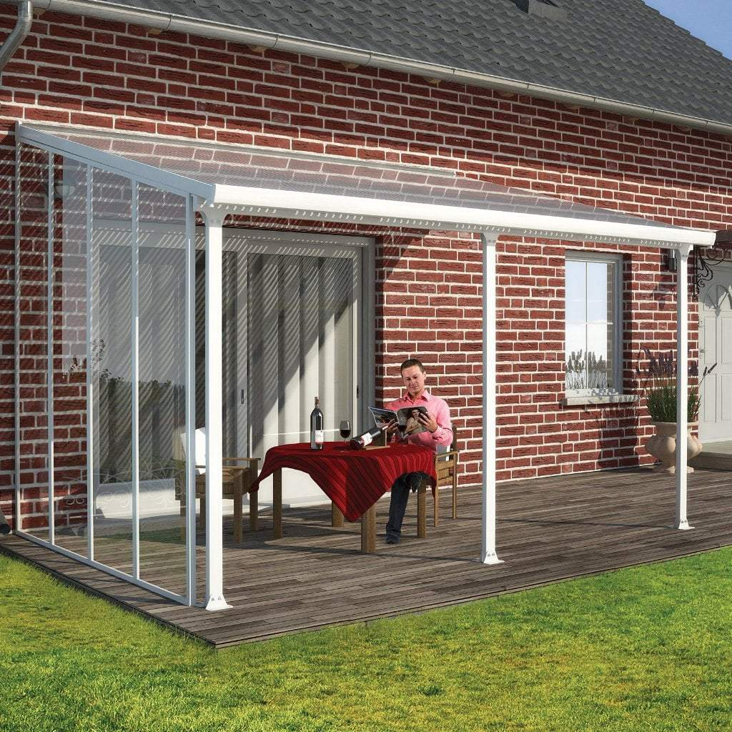 palram feria patio cover sidewall kit