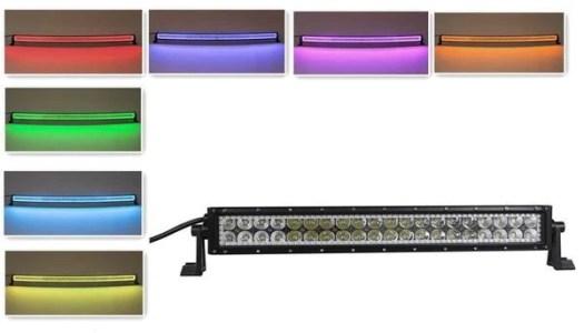halo led light bars