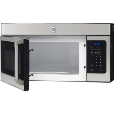 ge cafe cvm1655stc 1 6 cu ft over the range microwave oven stainless steel
