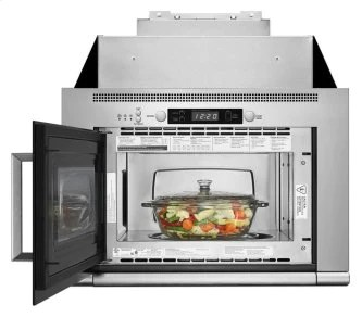 whirlpool umh50008hs 24 inch 0 8 cu ft over the range microwave in stainless steel