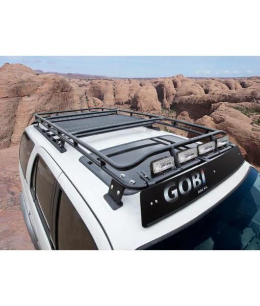gobi racks toyota 4runner 3rd gen roof rack