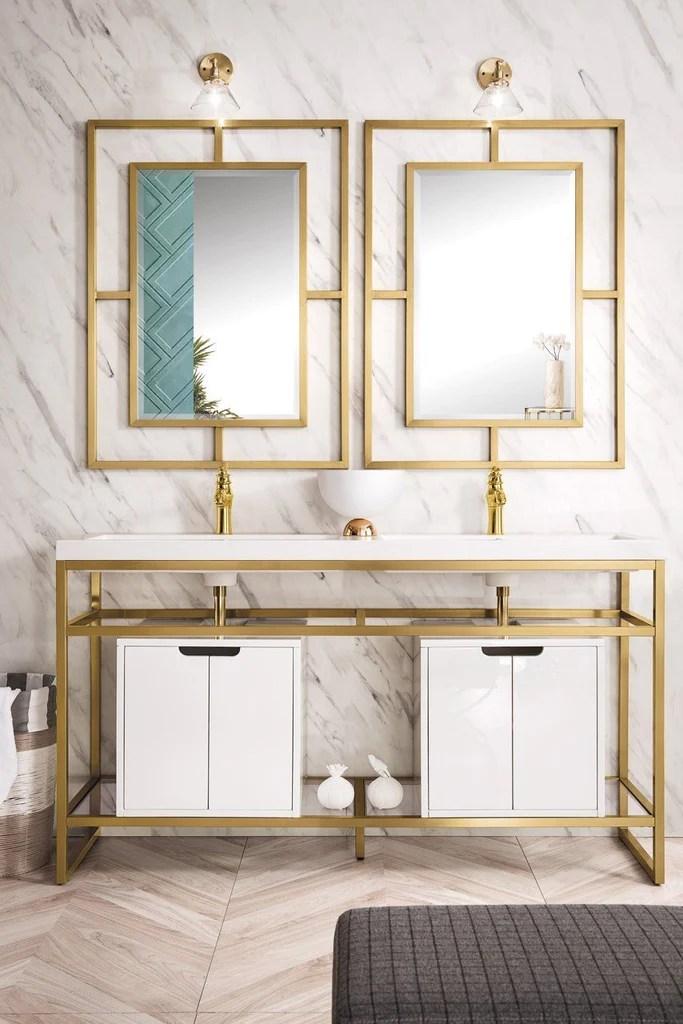 double vanities double bathroom vanity