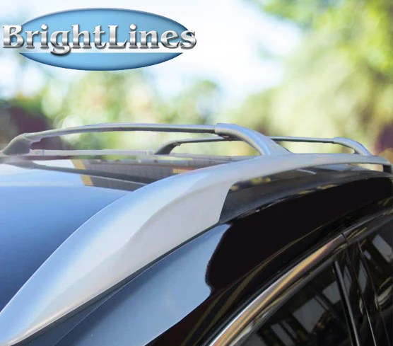 brightlines roof rack crossbars replacement for nissan rogue sl 2008 2