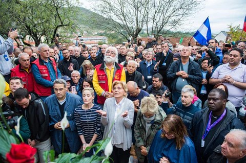 Mirjana's Apparition in Medjugorje