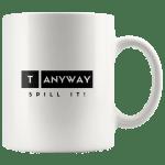 Spill Tea Mug Kainspires Inc