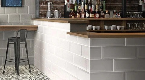 the continued rise of subway tile