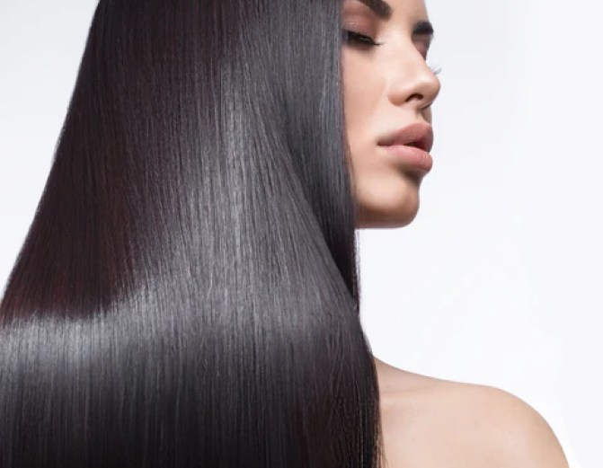 Image result for smooth hair