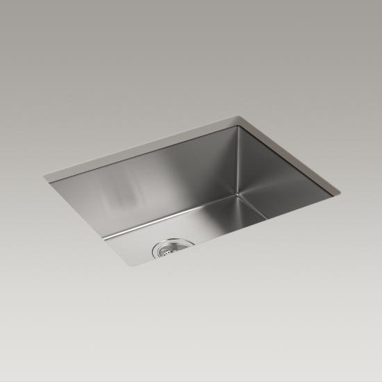 kohler k5286 strive 24 x 18 undermount single kitchen sink