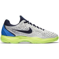 9cbbfe8a88a3c Zoom Cage 3 Hc Grey blackened Blue Men s Shoe Tennis Topia Best