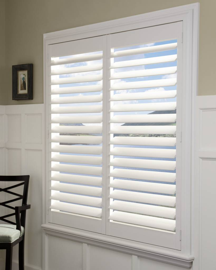 Palm Beach Shutters By Hunter Douglas Trendy Blinds Inc