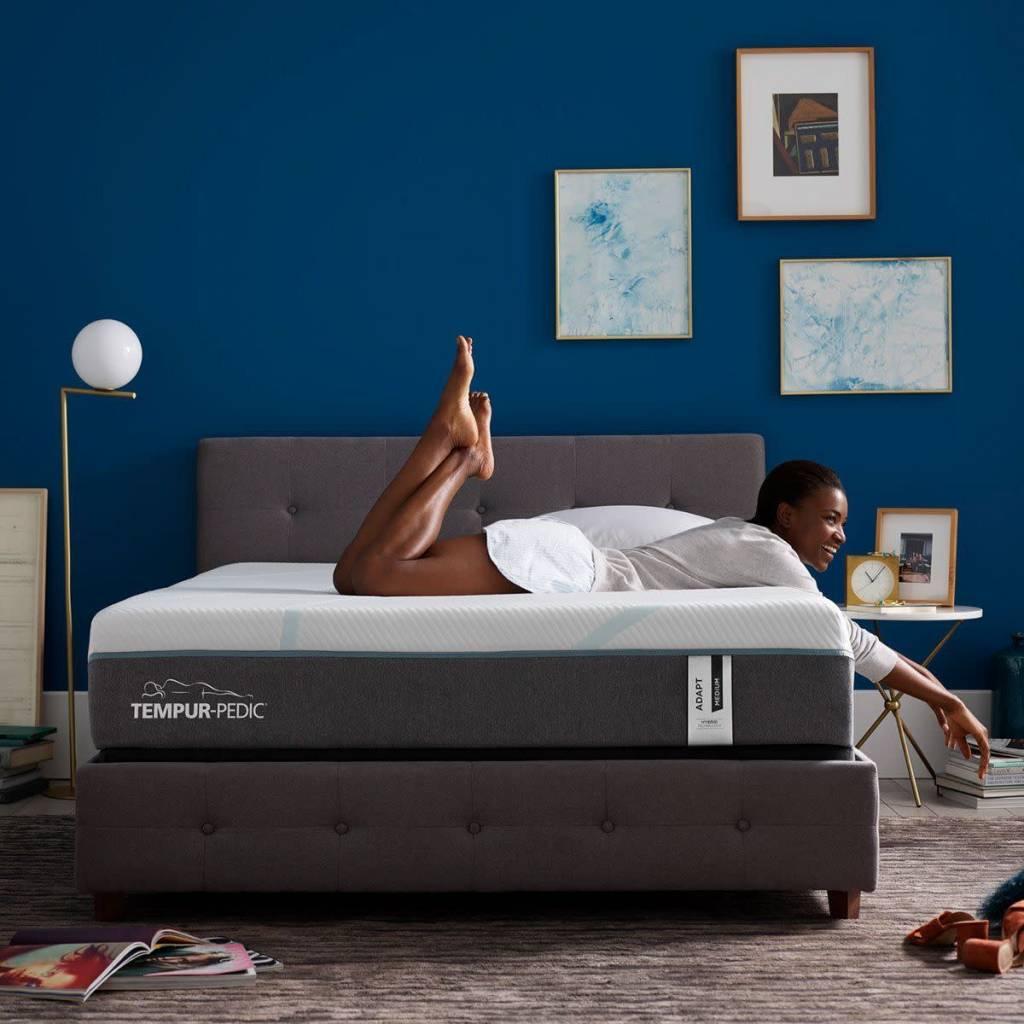 tempur pedic adapt medium hybrid mattress