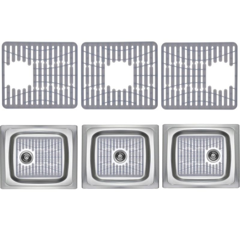 oxo good grips silicone sink mat small