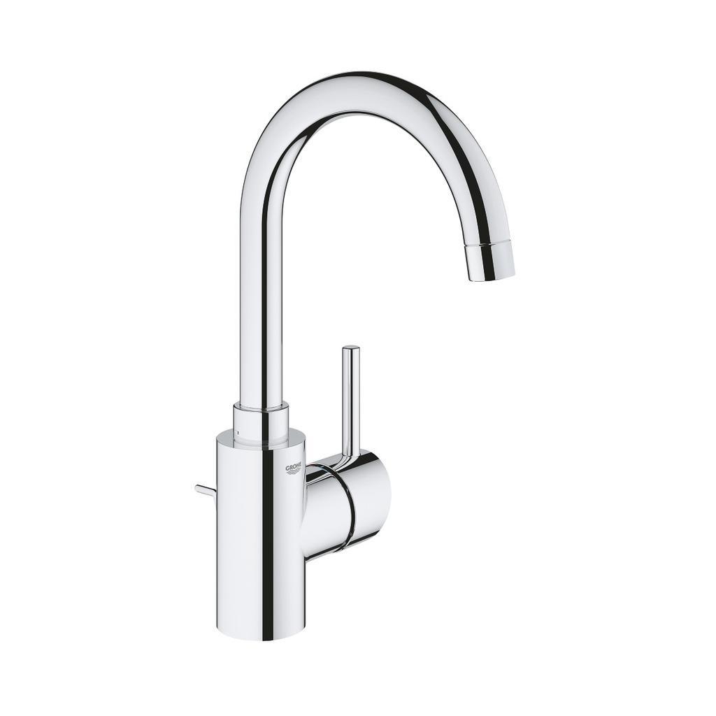 grohe 32138002 concetto single handle bathroom faucet chrome