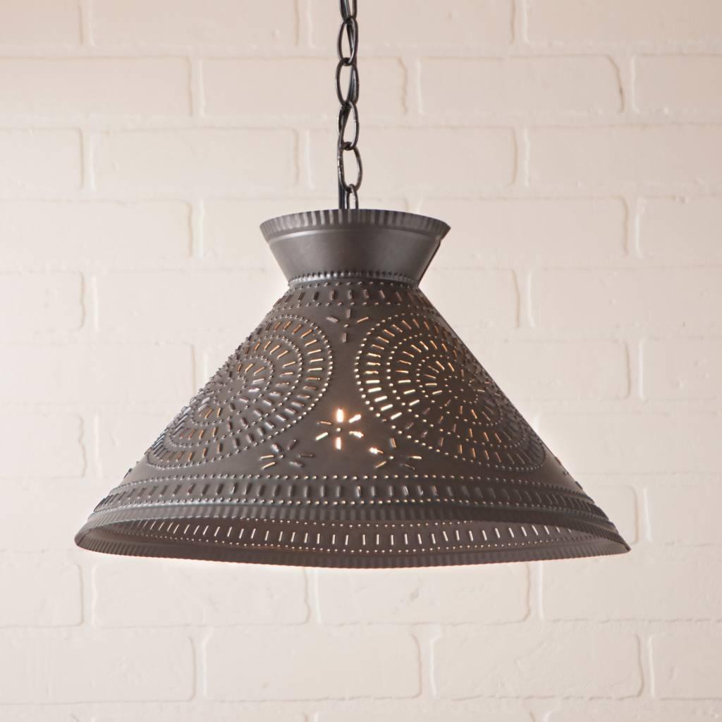 roosevelt shade light with chisel country farmhouse lights nana s farmhouse