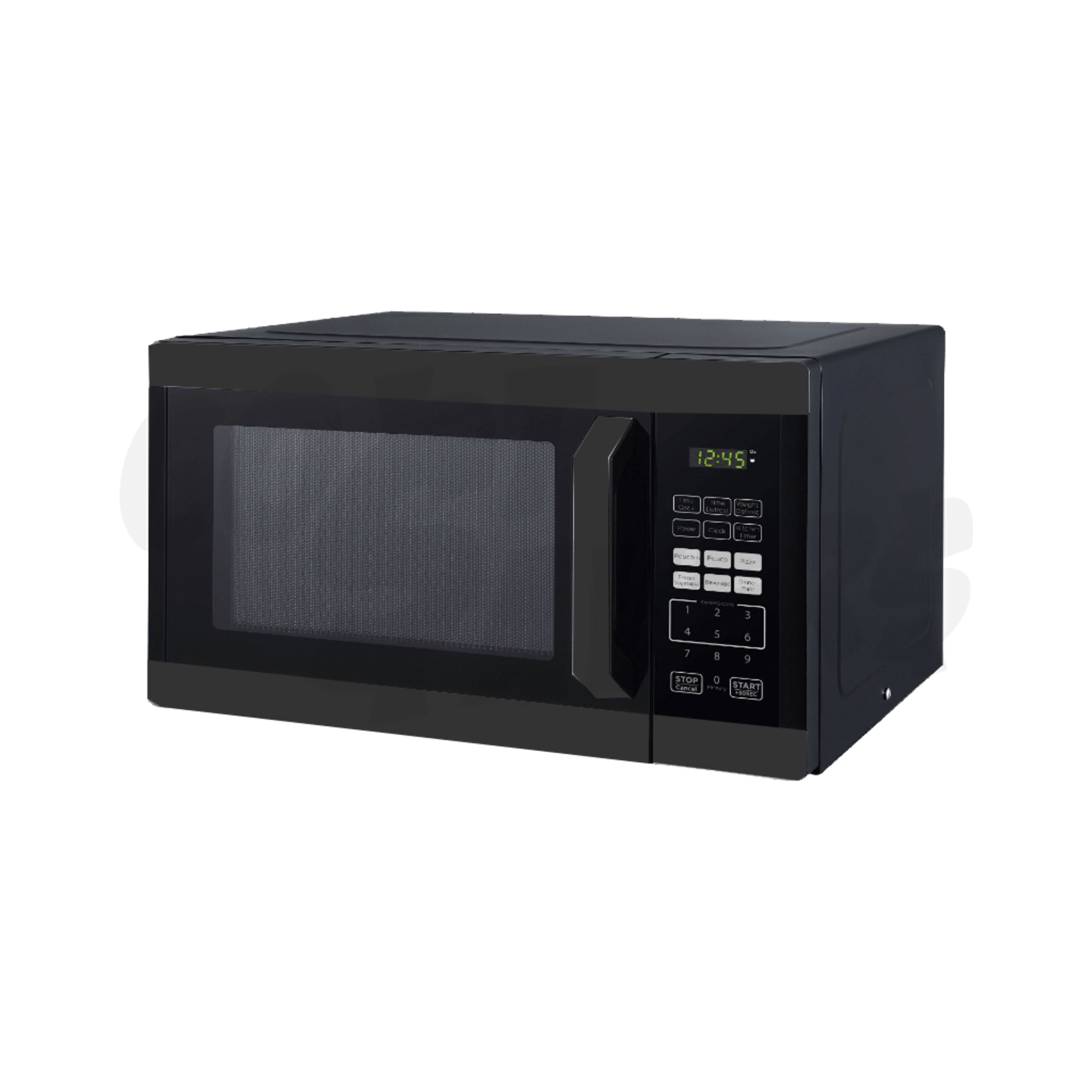 black decker black decker 0 9 cu ft black microwave