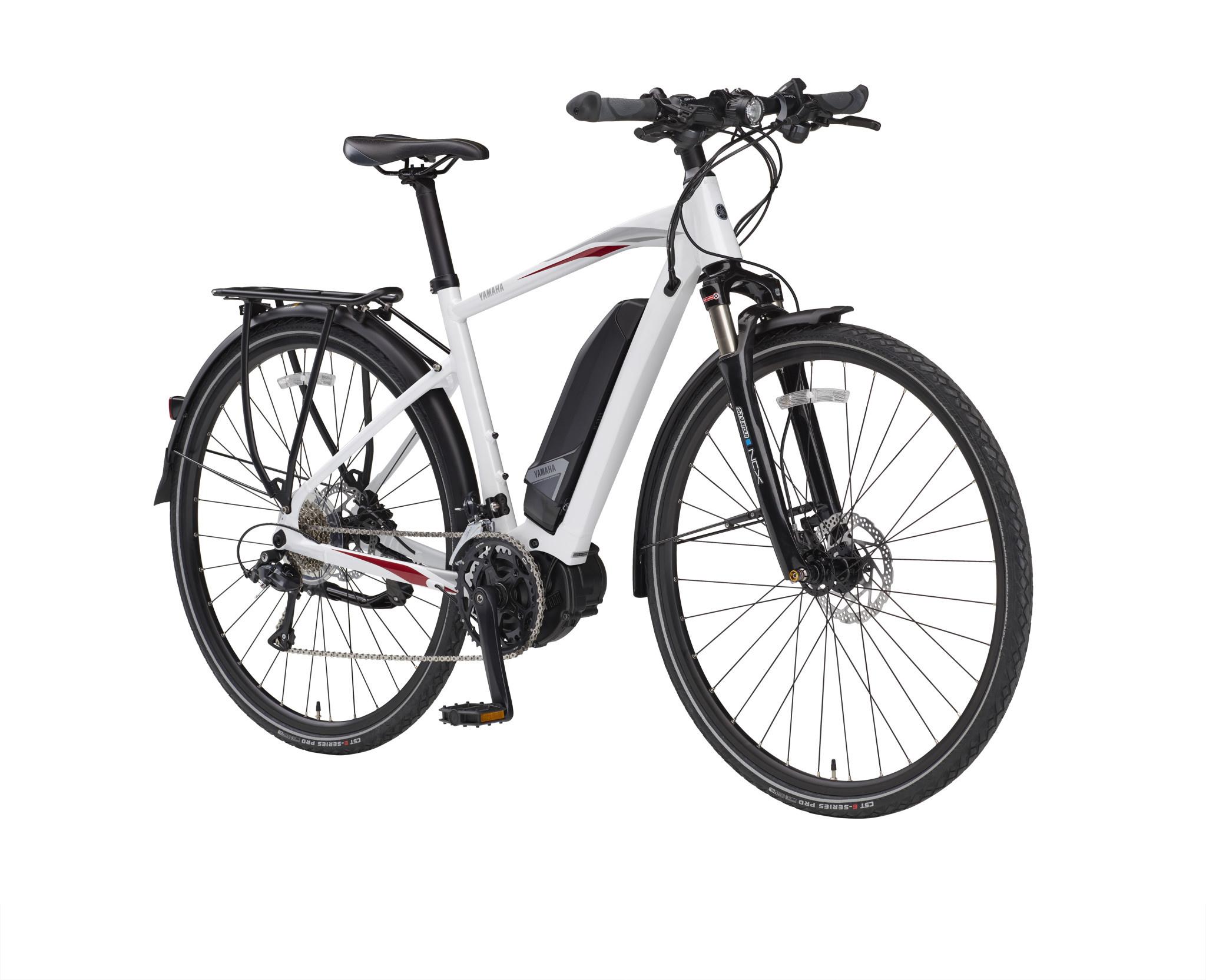 Yamaha Cross Connect E Bike