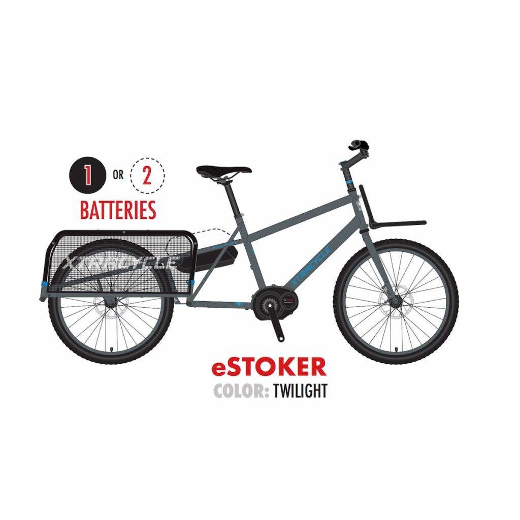 Small Wheel Compact Cargo E Bikes