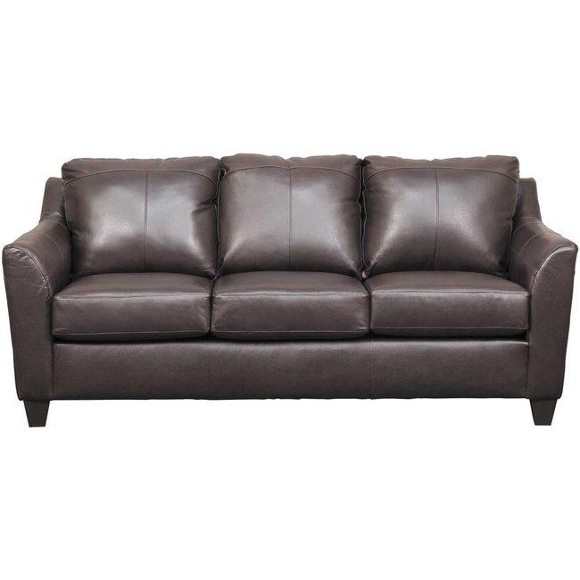 lane home furnishings 2029 dundee leather sofa