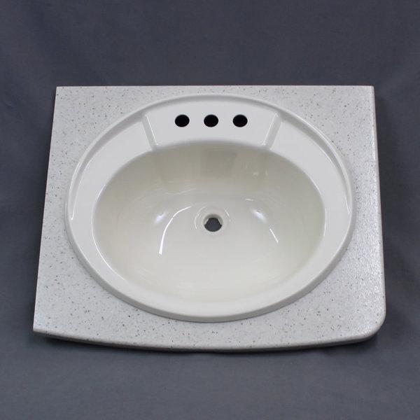 22 3 4 x 19 rv bathroom countertop w