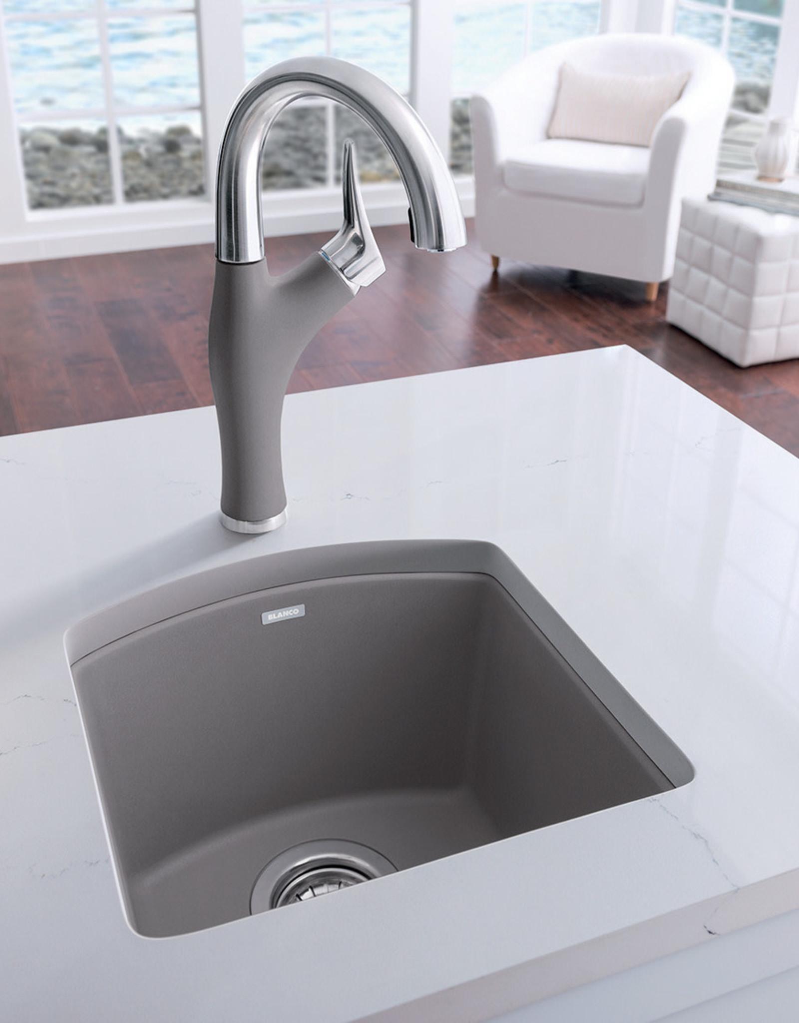 blanco blanco diamond mini granite top undermount bar sink