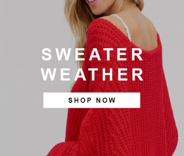 Shoptiques Sweater Weather