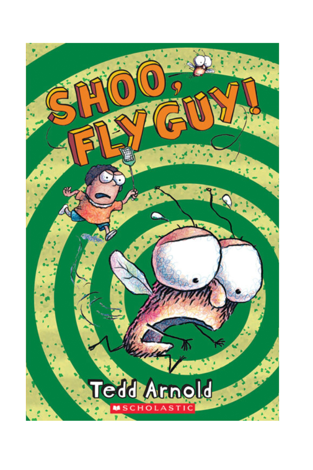 Scholastic Shoo Fly Guy From Oregon By Hopscotch Kids