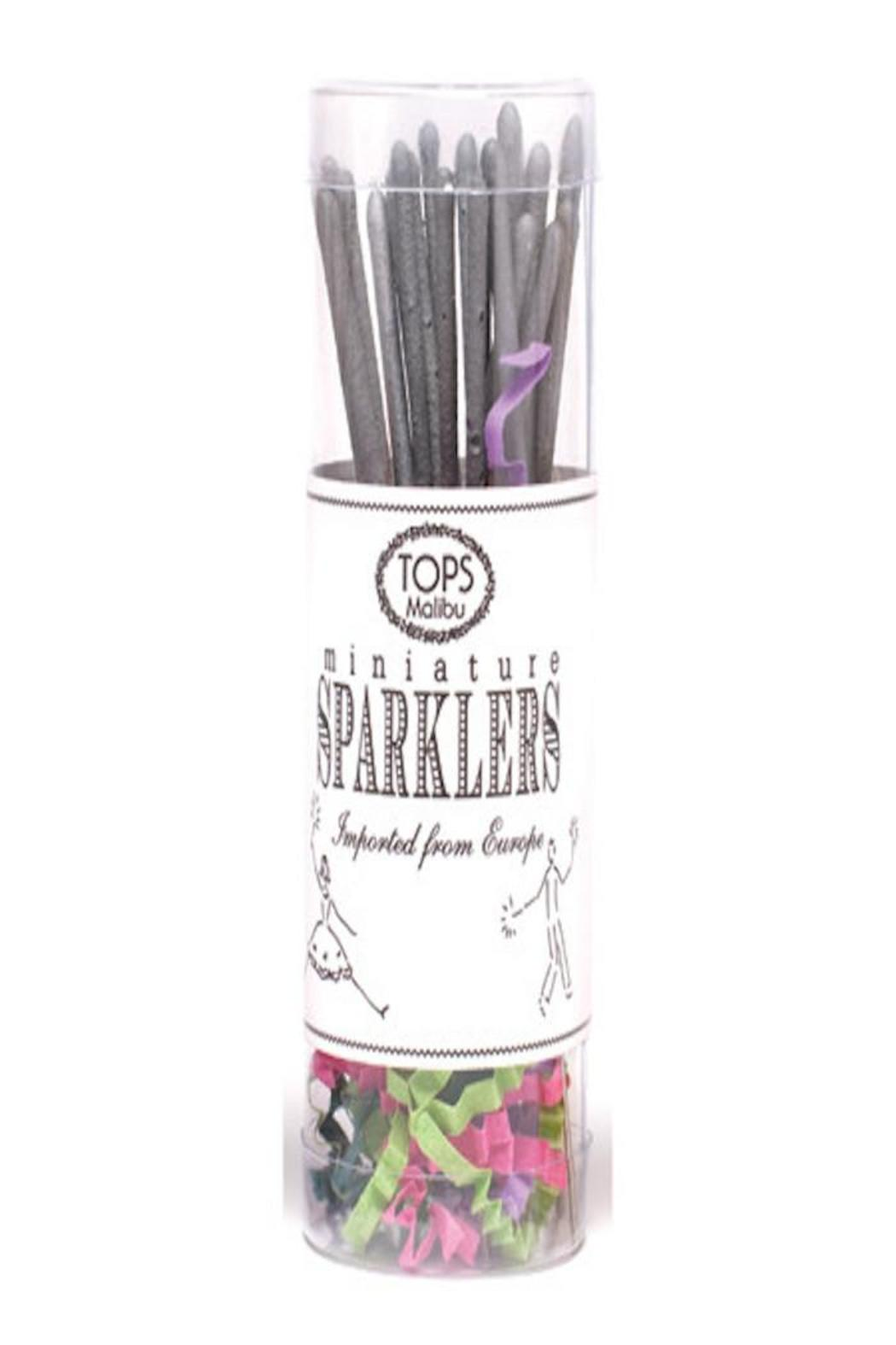 Tops Malibu Mini Sparklers From Westchester County By The